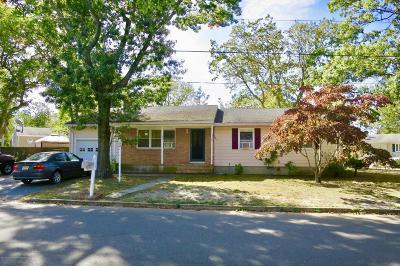 Brick Single Family Home For Sale: 1437 Davidson Avenue