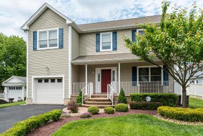 Wall Single Family Home For Sale: 1786 Belmar Boulevard