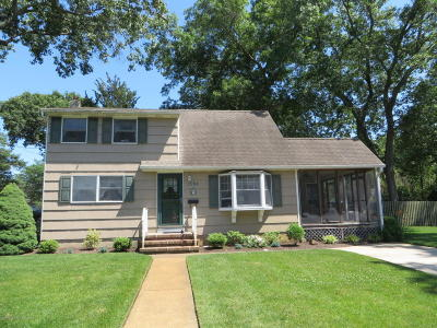 Brick Single Family Home For Sale: 1594 Forge Pond Road