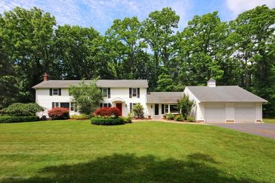 Tinton Falls Single Family Home For Sale: 73 Riverdale Avenue