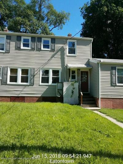 Condo/Townhouse For Sale: 64 Barker Avenue