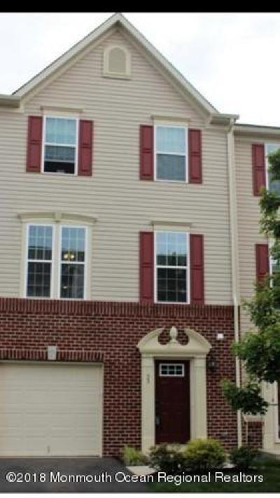 Tinton Falls Condo/Townhouse For Sale: 33 Michael Drive