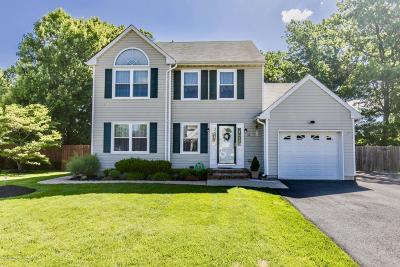 Brick Single Family Home For Sale: 33 Red Maple Drive