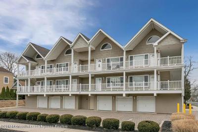 Bradley Beach Condo/Townhouse For Sale: 221 Newark Avenue #2