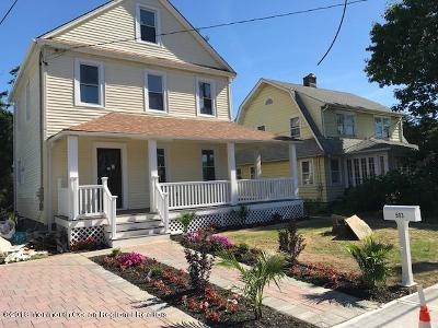 Long Branch Single Family Home Under Contract: 503 Harrison Street