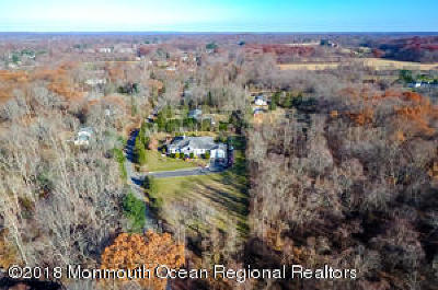 Colts Neck Single Family Home For Sale: 27 Revolutionary