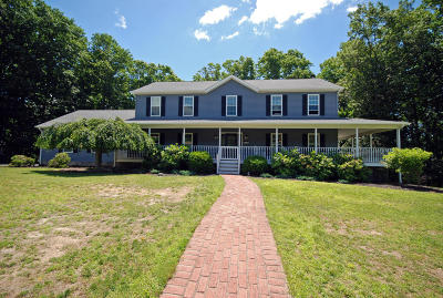 Millstone Single Family Home For Sale: 10 Mountain View Court