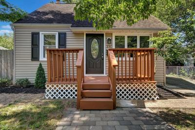 Hazlet Single Family Home Under Contract: 26 Woody Terrace