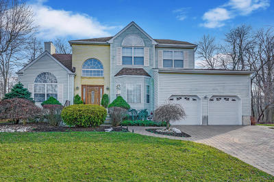 Jackson Single Family Home For Sale: 5 Gaelic Court