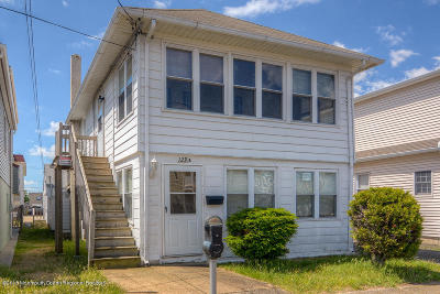Seaside Heights Multi Family Home For Sale: 129 Lincoln Avenue