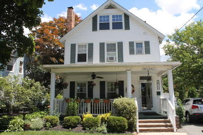 Freehold Single Family Home For Sale: 127 South Street