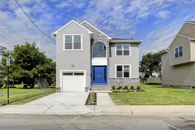 Long Branch Single Family Home For Sale: 526 Sairs Avenue
