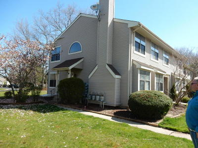 Toms River Condo/Townhouse For Sale: 1201 Arlington Drive