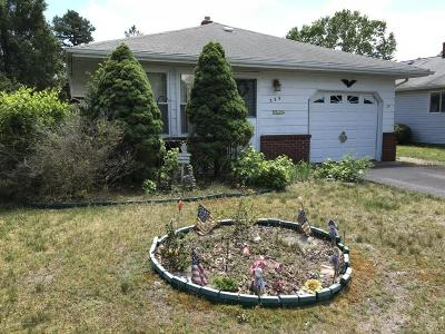 Toms River NJ Adult Community For Sale: $95,000