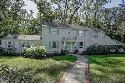 Fair Haven Single Family Home For Sale: 100 Woodland Drive