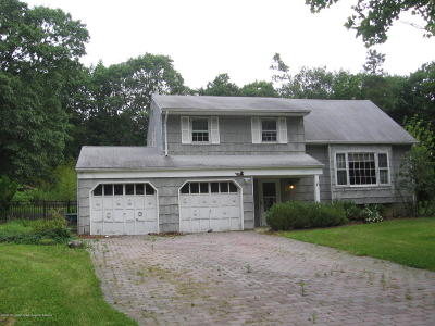 Eatontown Single Family Home Under Contract: 47 Sandspring Drive