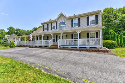 Jackson Single Family Home For Sale: 3 Brentwood Drive