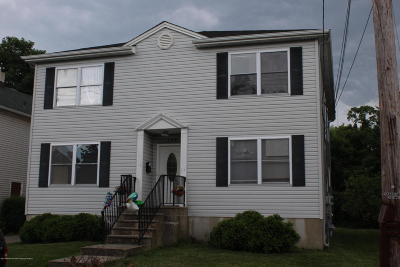 Long Branch Multi Family Home For Sale: 132 6th Avenue