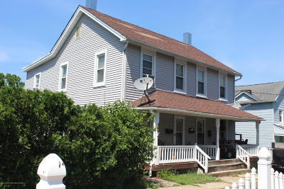 Long Branch Multi Family Home For Sale: 1 McClain Place
