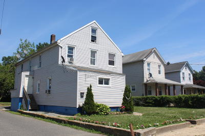 Long Branch Multi Family Home Under Contract: 107 7th Avenue