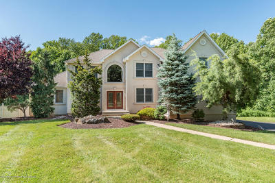 Freehold NJ Single Family Home For Sale: $749,900