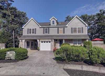 Toms River Single Family Home For Sale: 1080 N Carolina Court
