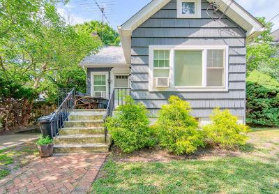 Long Branch Single Family Home For Sale: 521 East Street
