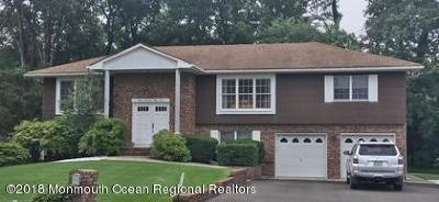 Toms River Single Family Home For Sale: 853 Westminster Drive