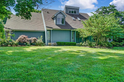 Toms River Single Family Home For Sale: 1319 Church Road