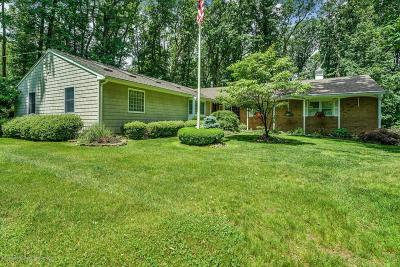 Middletown Single Family Home Under Contract: 112 New Monmouth Road