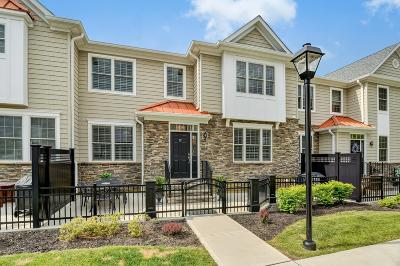 Little Silver Condo/Townhouse For Sale: 12 Carriage Gate Drive