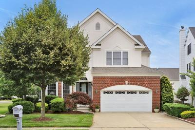 Howell Single Family Home Under Contract: 48 Arrowwood Court