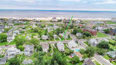 Long Branch Single Family Home For Sale: 494 Church Street