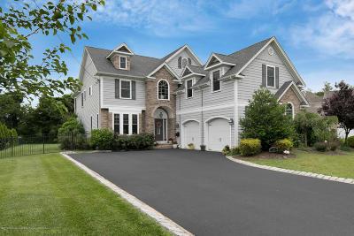 Sea Girt Single Family Home For Sale: 1216 Magnolia Avenue