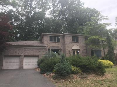 Monmouth County Single Family Home For Sale: 26 Vista Drive