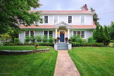 Fair Haven Single Family Home For Sale: 668 River Road