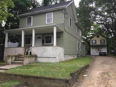 Asbury Park Multi Family Home For Sale: 1328 Asbury Avenue
