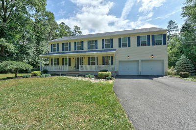 Single Family Home Under Contract: 740 Route 539