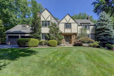 Holmdel Single Family Home For Sale: 17 Cindy Lane