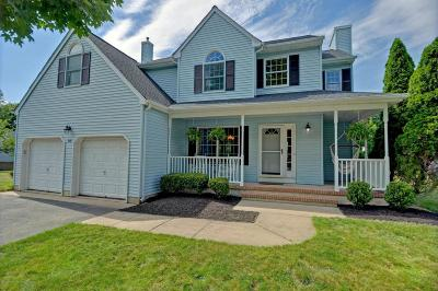 Eatontown Single Family Home Under Contract: 29 Bayberry Court