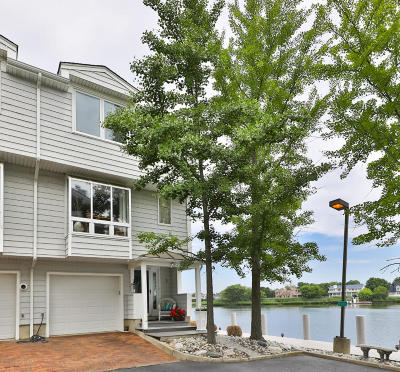 Long Branch Condo/Townhouse Under Contract: 165 Riddle Avenue #7