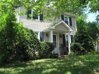 Long Branch Single Family Home Under Contract: 615 McClellan Street