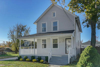 Atlantic Highlands Single Family Home Under Contract: 17 South Avenue