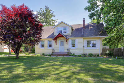 Red Bank Single Family Home Under Contract: 251 Oak Hill Road