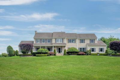 Monmouth County Farm For Sale: 55 Rues Road