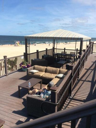 Long Branch Condo/Townhouse For Sale: 675 Ocean Avenue #6J