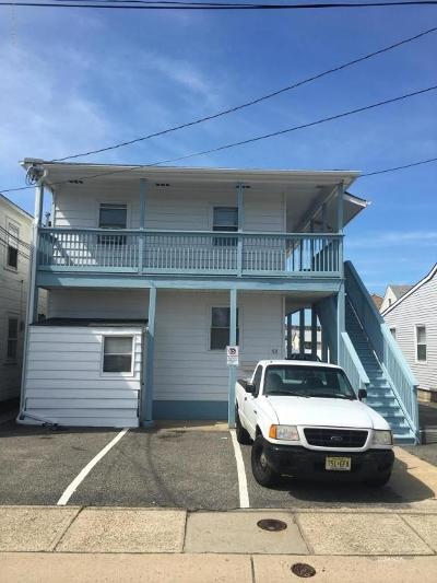 Seaside Heights Condo/Townhouse For Sale: 52 Fremont Avenue #4