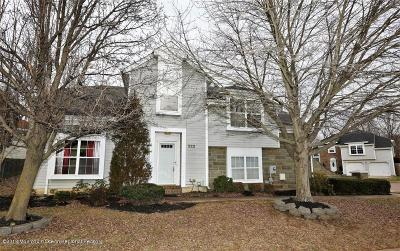 Freehold Single Family Home For Sale: 222 Kentucky Way