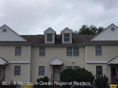 Lakewood Townhouse Under Contract: 3 Yomah Court