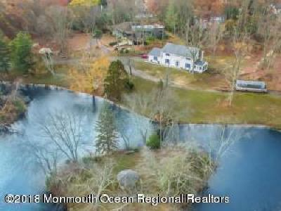 Single Family Home For Sale: 630 Brookside Drive